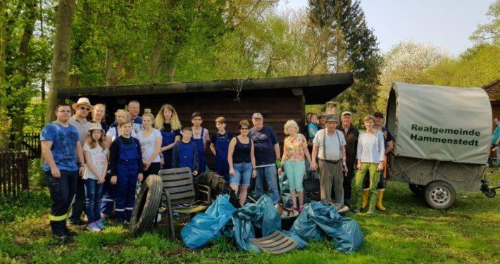 Hammenstedt putzt sich 2018
