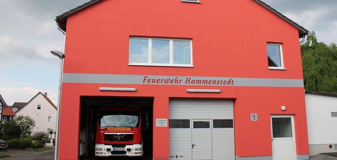 Hammenstedt Feuerwehrhaus