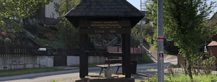Dorfbrunnen Hammenstedt