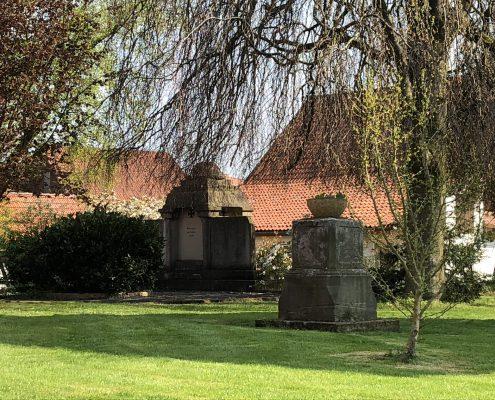 Kriegerdenkmal Hammenstedt