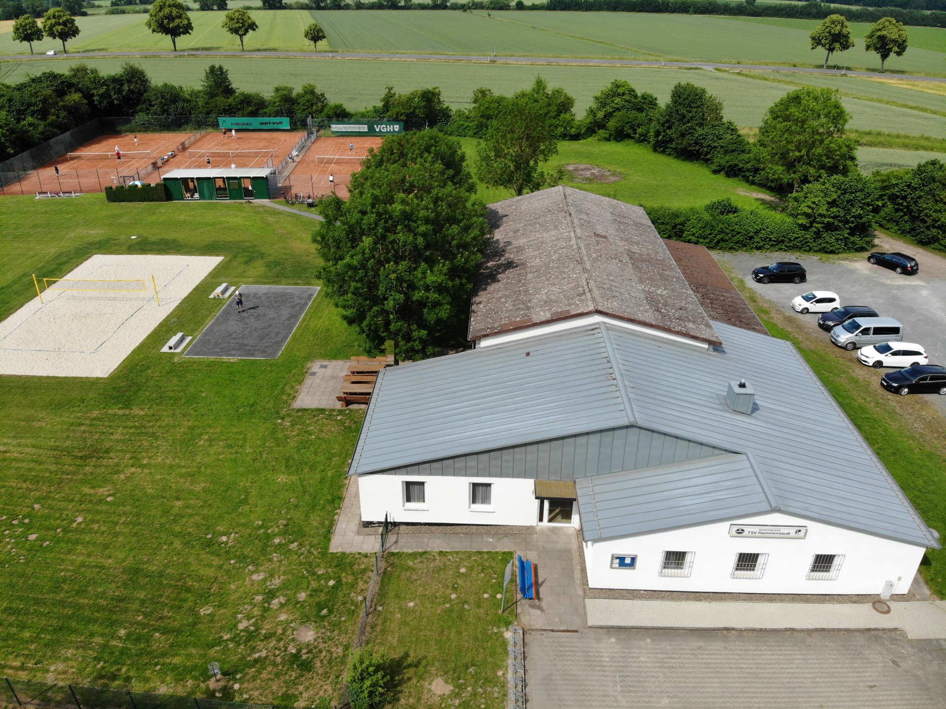 Sportanlage Hammenstedt
