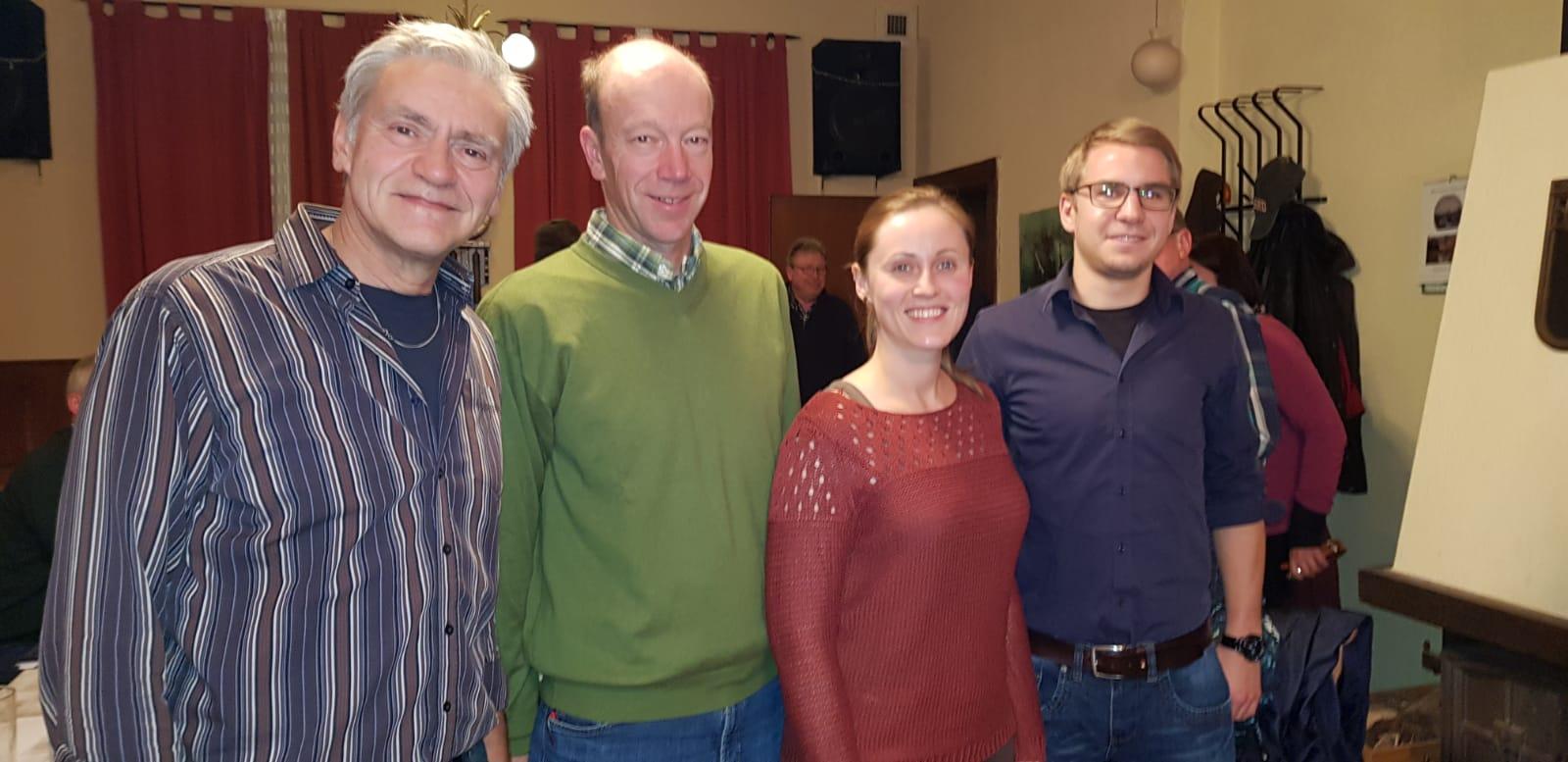 Dorfverein Hammenstedt Vorstand 2018-11-19